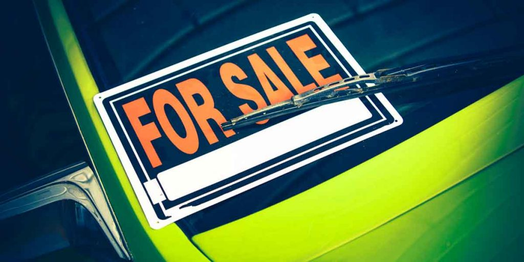 Car Trade Can Be Tough